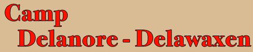 Camp Delanore-Delawaxen
